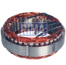 ARIELO 375 ESTATOR DO ALTERNADOR 28V 55A BOSCH 1125045128